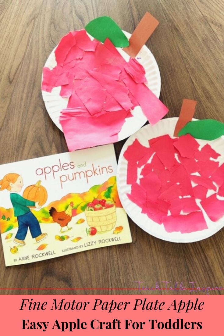 Toddler Activities for September